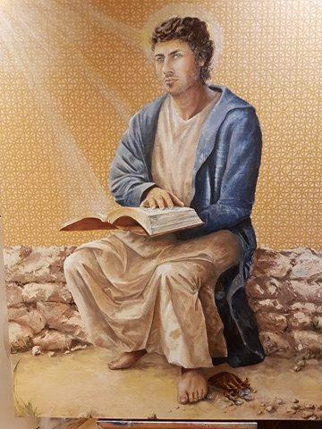 St. Matthew Portrait